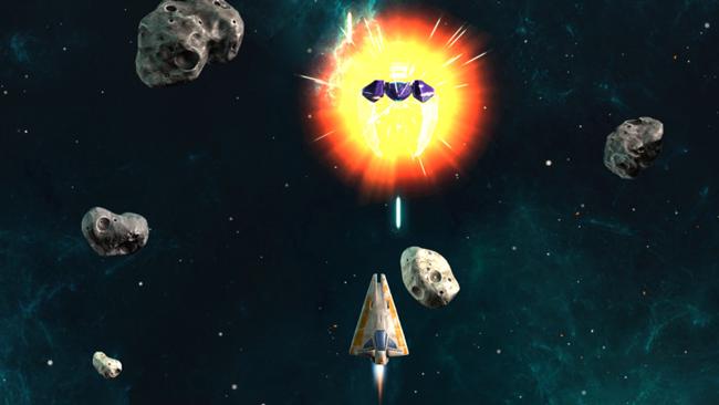 Space Shooter Screenshot